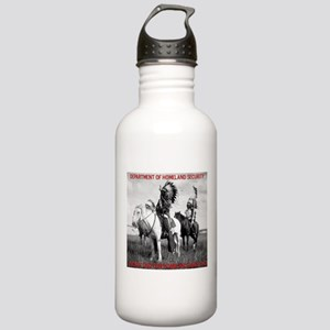 NDN Warriors Homeland Securit Stainless Water Bott
