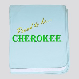 Cherokee baby blanket