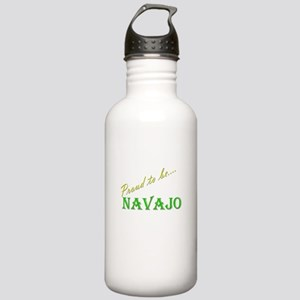 Navajo Stainless Water Bottle 1.0L