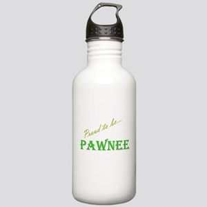 Pawnee Stainless Water Bottle 1.0L