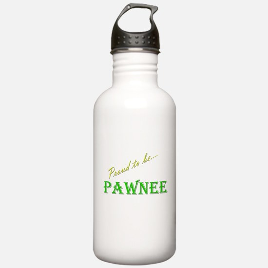 Pawnee Water Bottle