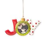 Get Well Soon Cat Joy Ornament