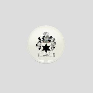 Tellini Family Crest Mini Button