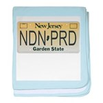 New Jersey NDN Pride baby blanket