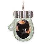 Mischief Kitten Mitten Ornament