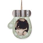 Get Well Mitten Ornament