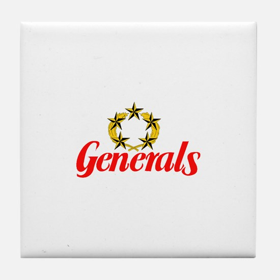 New Jersey Generals Tile Coaster