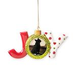 Piano Kitty Joy Ornament