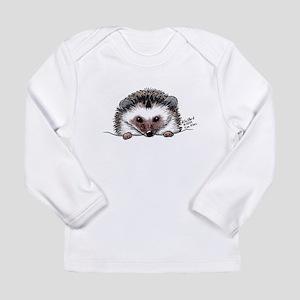 Pocket Hedgehog Long Sleeve Infant T-Shirt