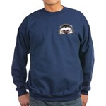 Pocket Hedgehog Sweatshirt (dark)