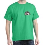 Pocket Hedgehog Dark T-Shirt