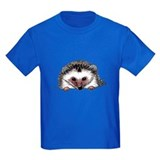 Hedgehog Kids T-shirts (Dark)