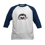 Pocket Hedgehog Kids Baseball Jersey