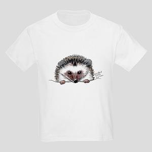 Pocket Hedgehog Kids Light T-Shirt