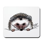 Pocket Hedgehog Mousepad