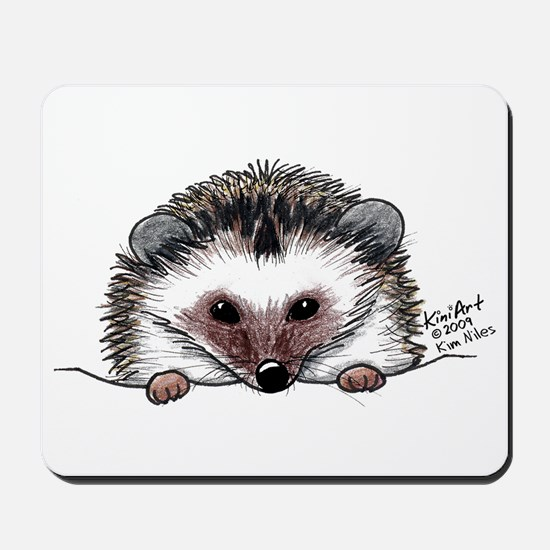 Pocket Hedgehog Mousepad