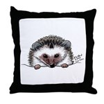Pocket Hedgehog Throw Pillow