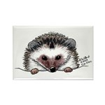 Pocket Hedgehog Rectangle Magnet (100 pack)