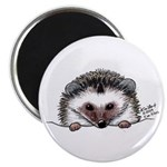 Pocket Hedgehog Magnet