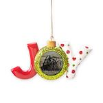 Wagon Wheel Morning Joy Ornament