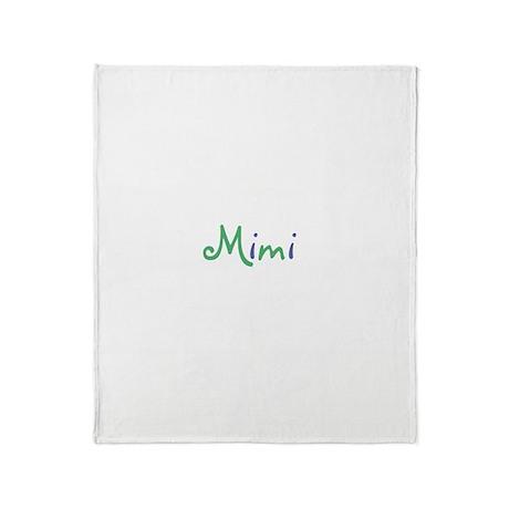 Mimi Throw Blanket