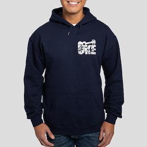 The Uke Hoodie (dark)