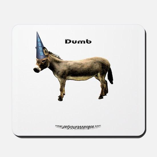 your basic dumbASS Mousepad