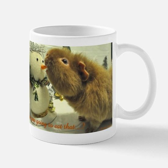 You gonna eat that? Mug