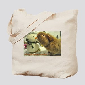 You gonna eat that? Tote Bag