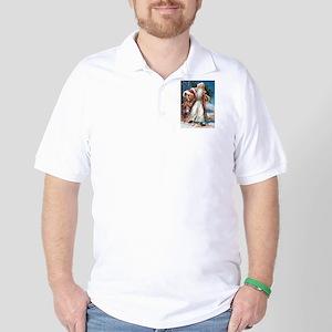 Victorian St. Nicholas Golf Shirt