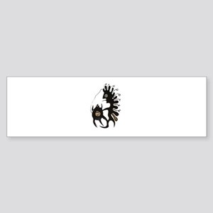 Inuit design Sticker (Bumper)