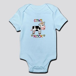 Cow Infant Bodysuit