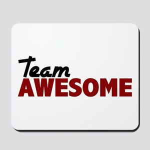 Team Awesome Mousepad