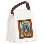 """""""I Gumbo"""" Canvas Lunch Bag"""