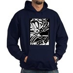 Abstract Hoodie (dark)