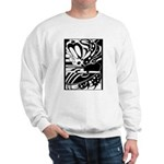 Abstract Sweatshirt