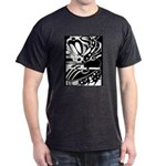 Abstract Dark T-Shirt