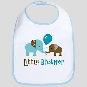 Little Brother - Mod Elephant Bib