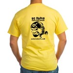 UC Radio Pirate Shirt Yellow