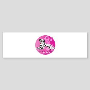 Dalmatian Sticker (Bumper)