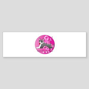 Cardigan Welsh Corgi Sticker (Bumper)