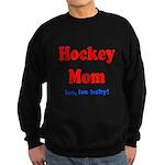 Hockey Mom Sweatshirt (dark)