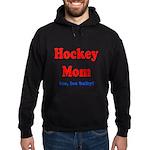Hockey Mom Hoodie (dark)