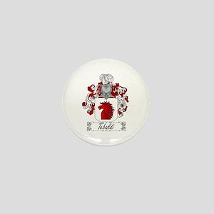 Tebaldi Family Crest Mini Button