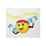 Fitness Throw Blanket - Fanatic
