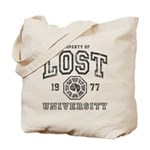 Univ of LOST Tote Bag