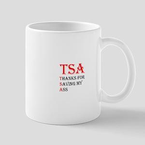 TSA Mug
