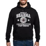 Dharma Staff Station Hoodie (dark)