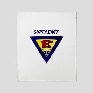 SuperEMT Throw Blanket