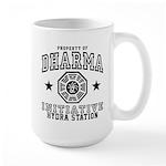 Dharma Hydra Station Large Mug